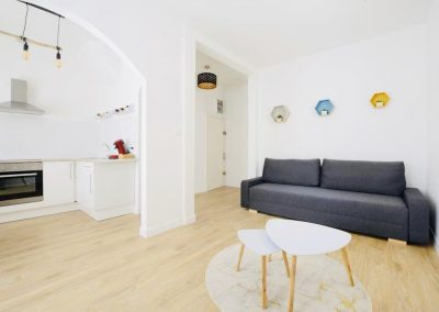 LE SALON - Le Petit Martégal appartement à Martigues